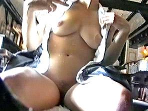Restaurant Nudity