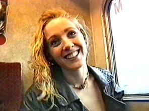 Naked Train Ride