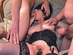 Big Boob Orgy