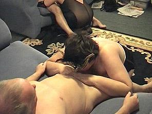 Older Orgy