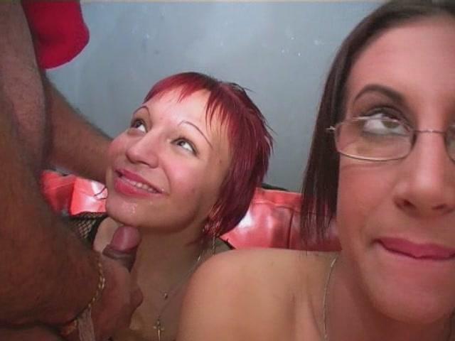 Kinky Crazy Bukkake